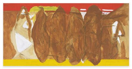 Robert Motherwell, 'Quintet', 1986/ca. 1989