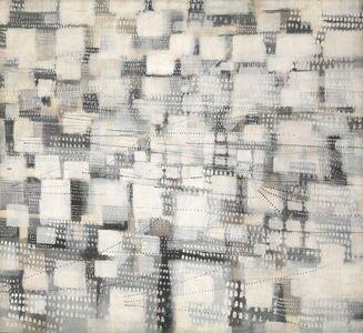 Tancredi, '(Untitled) City', 1954