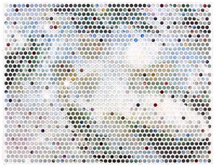 Emil Lukas, 'Double Event (Bubble) 1742 - SH', 2019