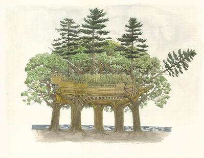 Scott Bluedorn, 'Ship of Trees', 2019