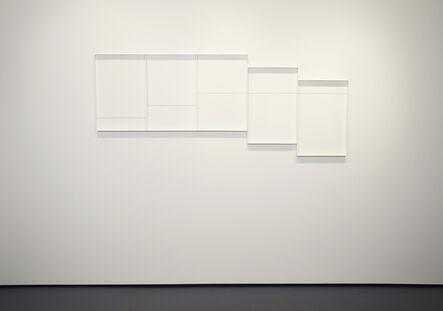 Hartmut Böhm, 'Exchange – Funny Red Line', 2014