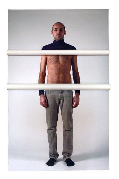 Stefano Scheda, 'Roll n roll - nudo vestito'