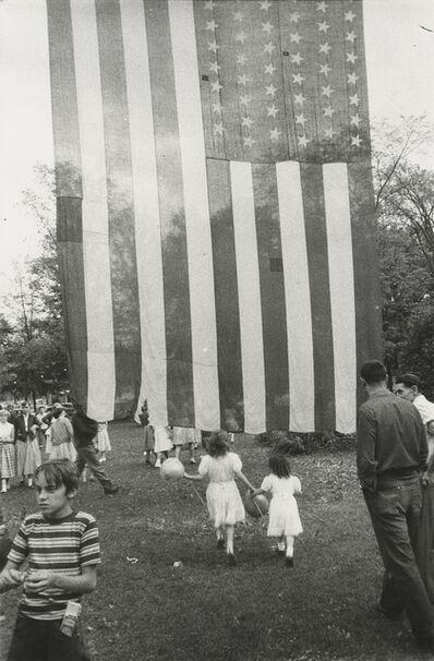 Robert Frank, 'Jay, NY (Fouth of July)', 1955