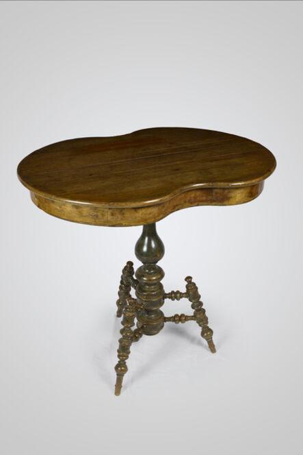 Unknown Artist, 'Presentation Table', ca. 1820