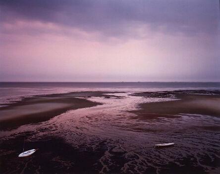 Joel Meyerowitz, '#3 Bay/Sky Series, Provincetown', 1977