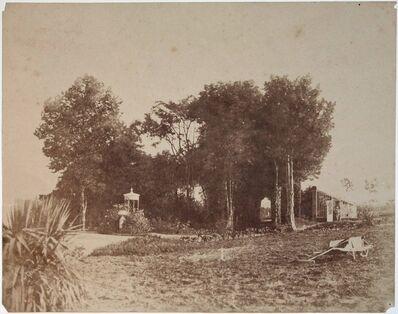 André Giroux, 'La Serre', ca. 1850