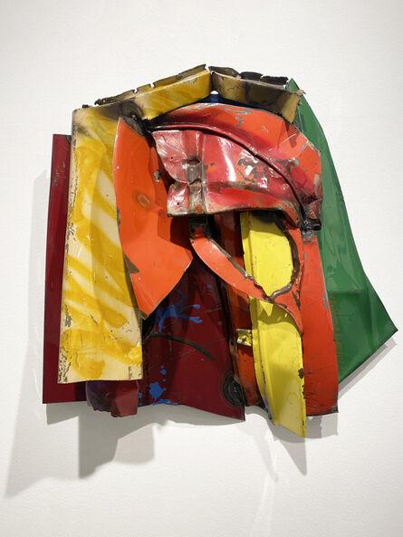 John Chamberlain, 'Samurai Soo', 1982