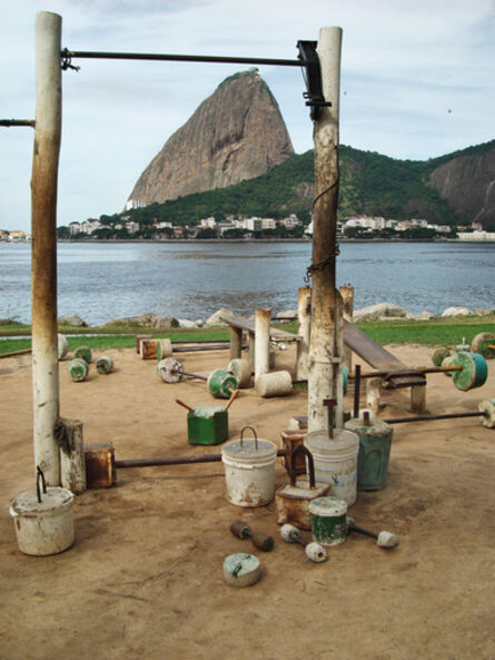 Marcos Chaves, 'Olympic Rio', 2010