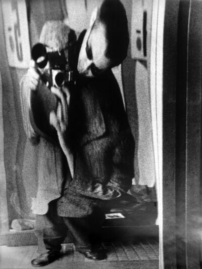 János Szász, 'April Self Portrait / Aprilisi portre (Onarckep)', ca. 1966
