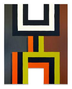 Matthew King, '302 (Recurring Paintings)', 2019