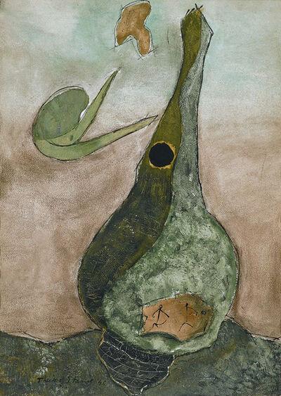"Theodoros Stamos, 'Untitled (Study for ""Granite Shore,"" 1946)', 1946"