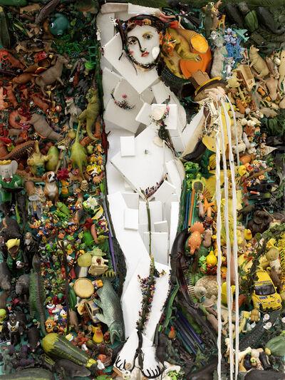 Bernard Pras, 'Inventory 86 - La Source (After Ingres)', 2008