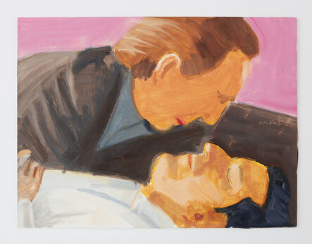 Alex Katz, 'Untitled (Studies for Billboard)', 2005