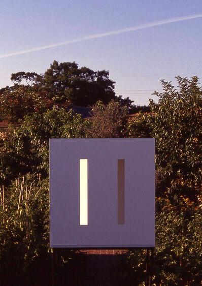 Adam Barker-Mill, 'Large 2-Slot', 1997