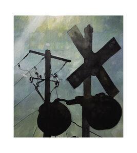 Alex Bierk, 'Crossing', 2020