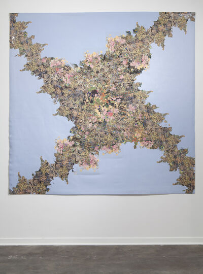 George Rahme, 'Flowers and Feathers', 2014