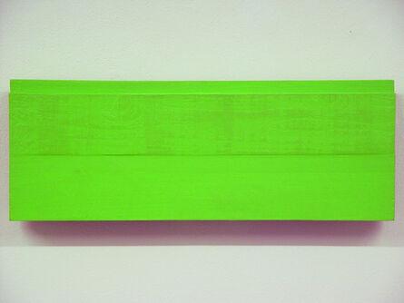 William Lane, 'Plank ', 2012