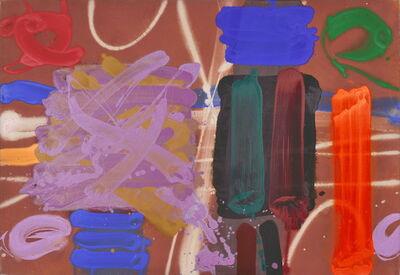 Albert Irvin RA, 'Salcot', 1988