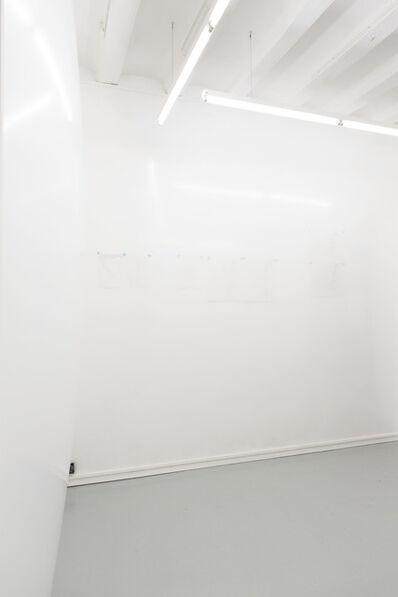 Sergio Prego, '00 Pared Abultada', 2014