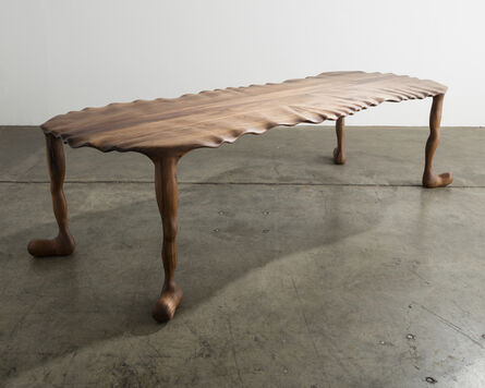 """Haas Brothers, '""""Young Willing & Table"""" Dining Table', 2016"""