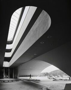 Ezra Stoller, 'Marin County Civic Center, Frank Lloyd Wright, San Rafael, CA', 1963