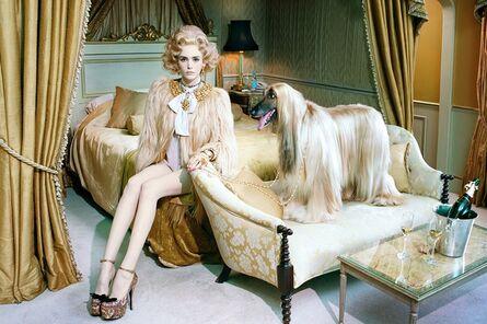 Miles Aldridge, 'Dog Lady #1', 2009