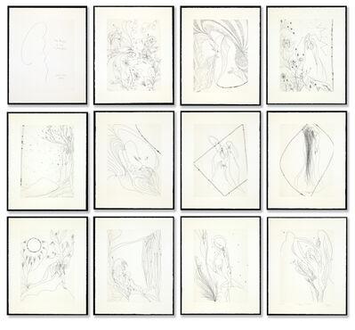 Chris Ofili, 'Agony in the Garden', 2006