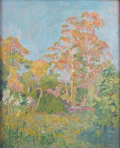 Camille Roche, 'Jardin de la Mortola 2', ca. 1930