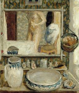 Pierre Bonnard, 'The Dressing Table ', 1908