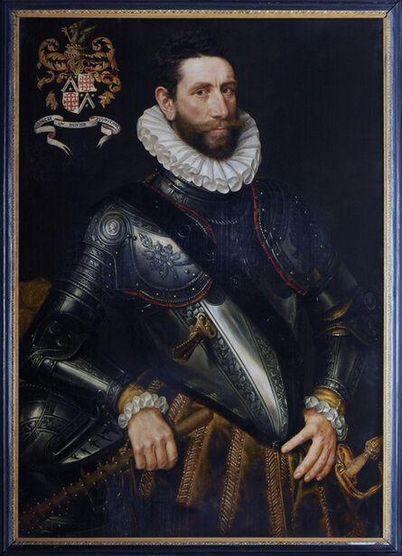 Attributed to Adriaen Thomasz Key, 'Portret van Johan II de Mauregnault (Portrait of John II the Mauregnault)', Second half of 16th century