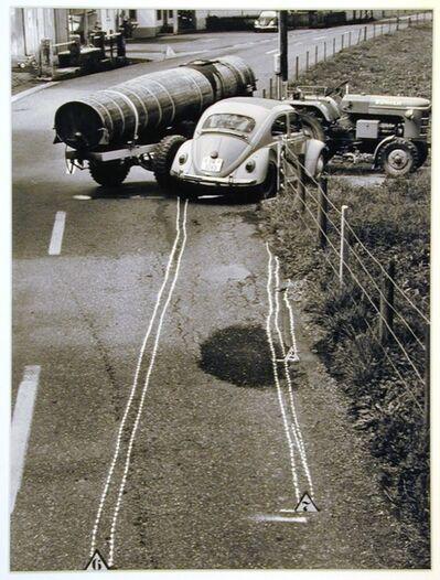 Arnold Odermatt, 'Oberdorf (Crash)', 1964