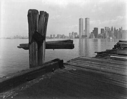 George Tice, 'Hudson RIver Pier, Jersey City, New Jersey', 1979-2002-09-01 00:00:00 UTC