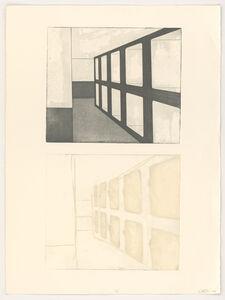 Amze Emmons, 'Cubicle Hotel', 2000