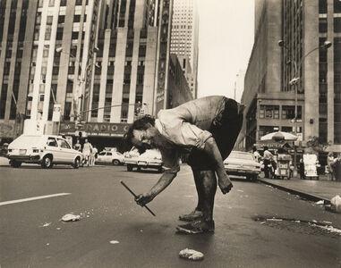 Evandro Teixeira, 'New York, USA', 1978