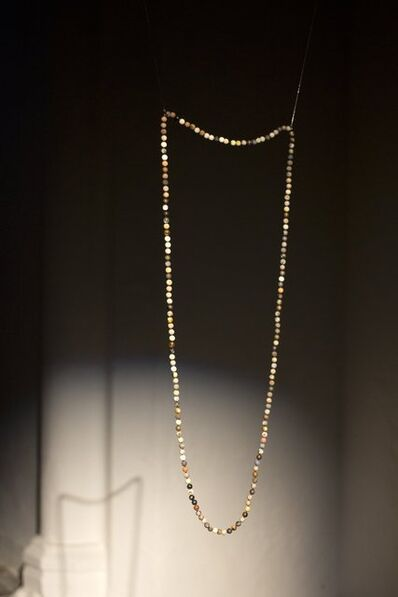 Katie Paterson, 'Fossil Necklace', 2013