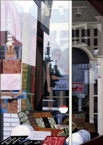 Joey P. Manlapaz, 'Tattoo Bazaar', 2001