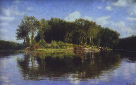 Davis Morton, 'Birdsaw Island', 1999