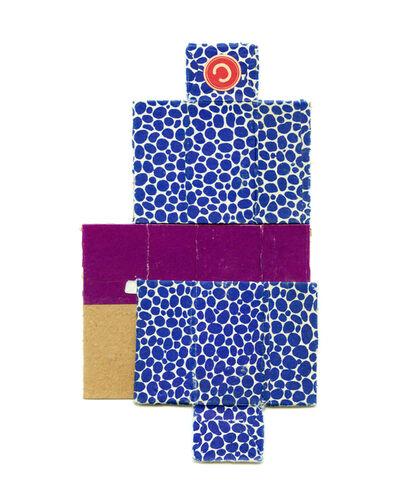 Linda Lindroth, 'Blue Pebbles', 2015