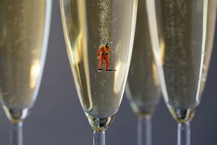 Christopher Boffoli, 'Champagne Scuba ', 2014