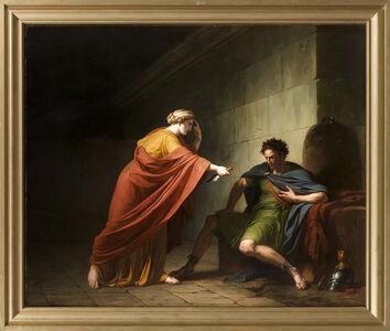 François-André Vincent, 'Arria and Paetus', ca. 1787