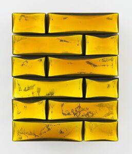 Jean-Michel Othoniel, 'Precious Stonewall (Yellow)', 2019