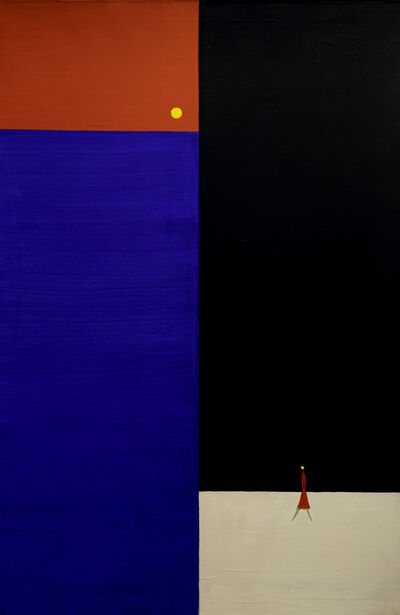 Evsa Model, 'Painting 61', 1960