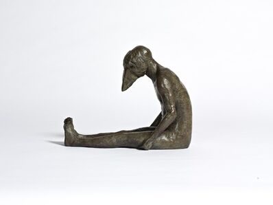 Beth Carter, 'Crowmask',