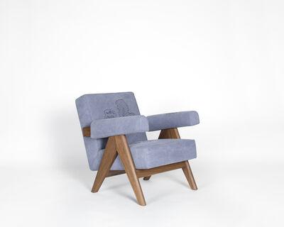 Daniel Arsham, 'India Lounge Chair VII', 3019