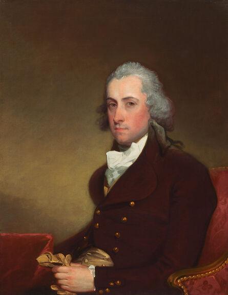Gilbert Stuart, 'Stephen Van Rensselaer III', 1793/1795