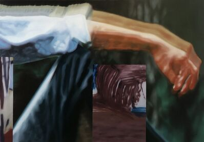 Richard Patterson, 'Small Arm', 1996