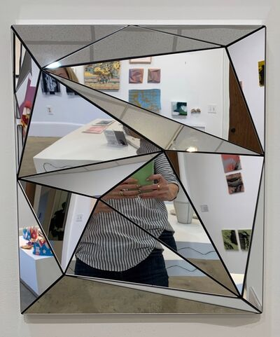 Will Penny, 'GAMUT RELIEF LV MIRROR', 2019