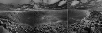 Stan Gaz, 'Origin 6, 7, 8 (Meteor Crater), Arizona, United States', 2003