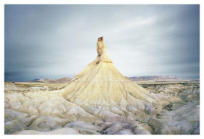 Bernhard Quade, 'Bardenas Reales, Spain', 2000