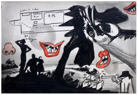 Marcel van Eeden, 'Untitled #9', 2012